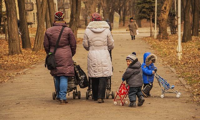 wybór najlepszej spacerówki dla naszego dziecka