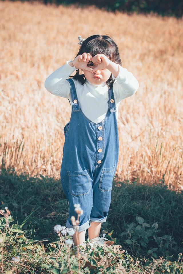 dziewczynka z autyzmem