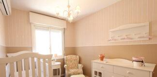 Komfortowy pokój dla malucha