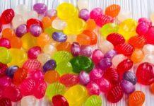 zastąp słodycze